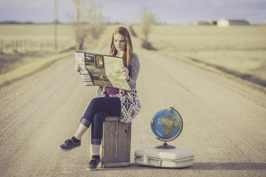Destino de viaje en la nueva normalidad
